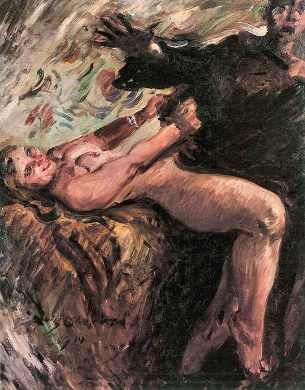 Живопись Ловис Коринт (Lovis Corinth) 16