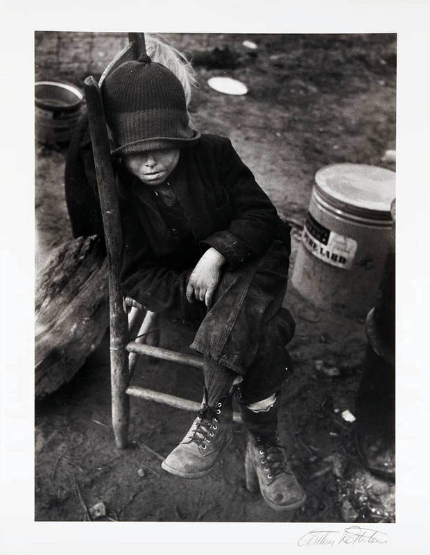 Звезда Американской фотожурналистики - Артур Ротштейн (Arthur Rothstein) 25
