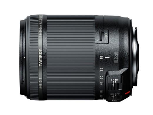 Универсальный объектив Tamron 18-200 мм