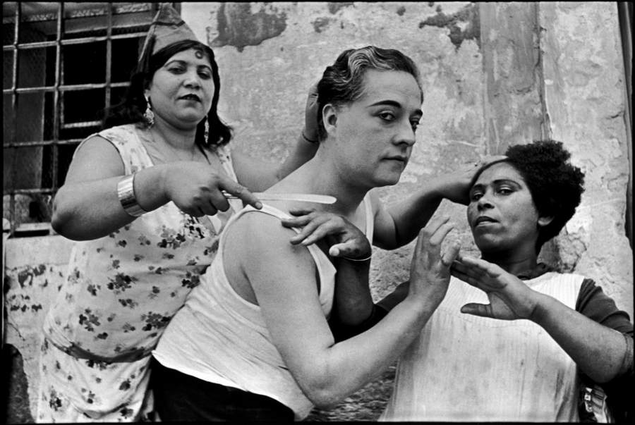 Величайший французский фотограф - Анри Картье-Брессон (Henri Cartier-Bresson)