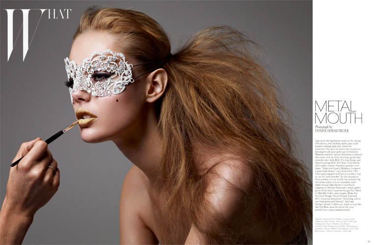Величайший модный фотограф - Патрик Демаршелье (Patrick Demarchelier) 18