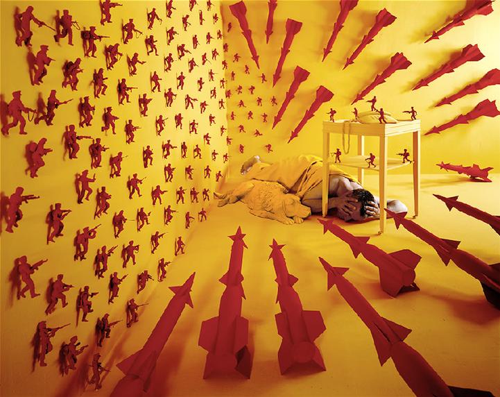 Американский сюрреализм Сэнду Скоглунда (Sandy Skoglund) 4