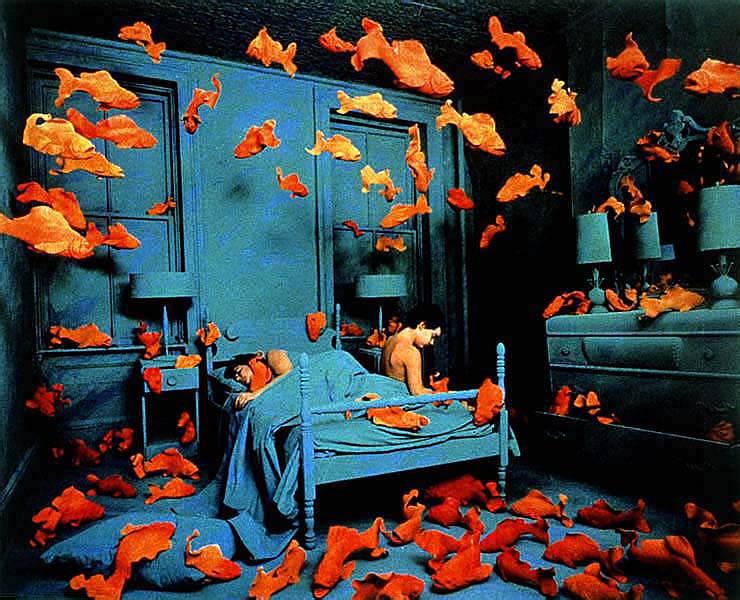 Американский сюрреализм Сэнду Скоглунда (Sandy Skoglund)