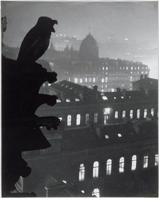 Брассай (Brassaï) и его фотографии 11