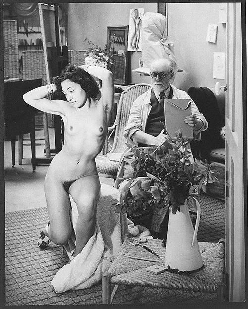 Брассай (Brassaï) и его фотографии 17