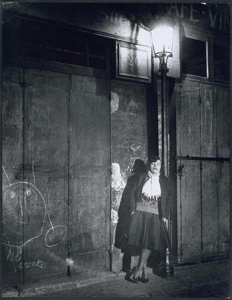 Брассай (Brassaï) и его фотографии