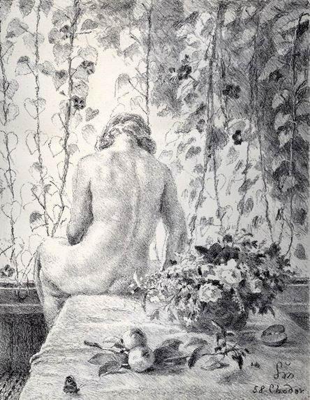 Чешский живописец Макс Швабинский (Max Svabinsky)  21