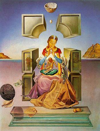 Гала Дали - Муза и Жена 14