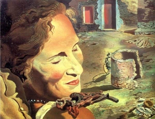 Гала Дали - Муза и Жена