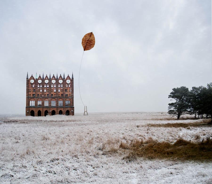 Сказочные домики Матиас Юнг (Matthias Jung)