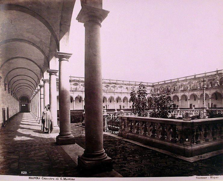 Величайший фотограф 19-го века Джорджио Зоммер (Giorgio Sommer) 16