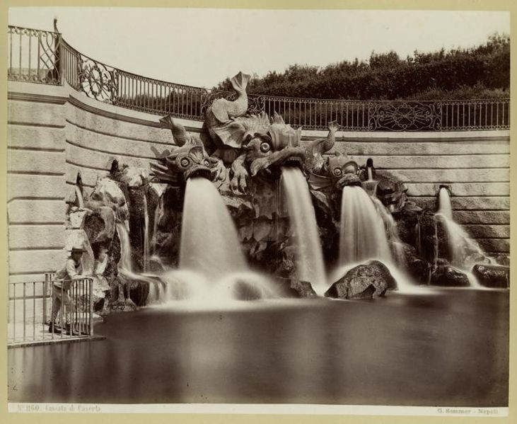 Величайший фотограф 19-го века Джорджио Зоммер (Giorgio Sommer) 19