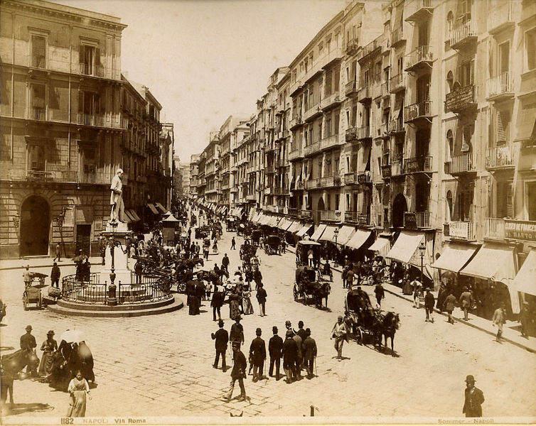 Величайший фотограф 19-го века Джорджио Зоммер (Giorgio Sommer)