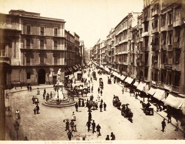 Величайший фотограф 19-го века Джорджио Зоммер (Giorgio Sommer) 3