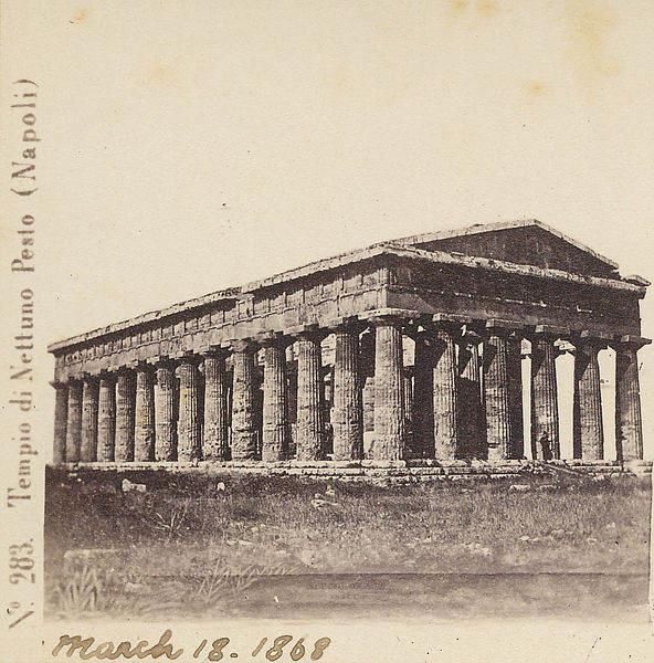 Величайший фотограф 19-го века Джорджио Зоммер (Giorgio Sommer) 6