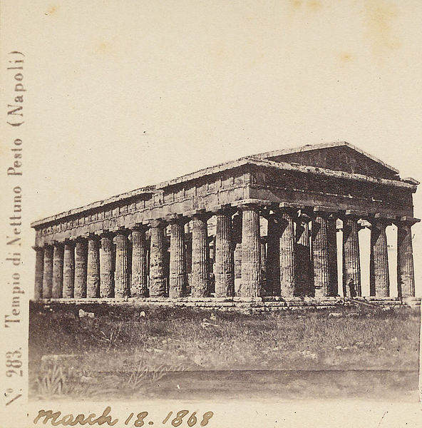 Величайший фотограф 19-го века Джорджио Зоммер (Giorgio Sommer) 8