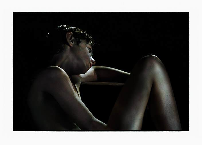 Австралийская современная фотография Билл Хенсон (Bill Henson) 12