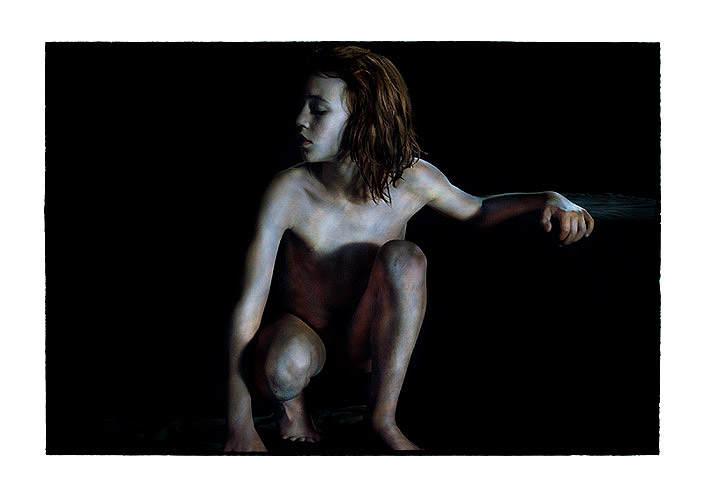 Австралийская современная фотография Билл Хенсон (Bill Henson) 13