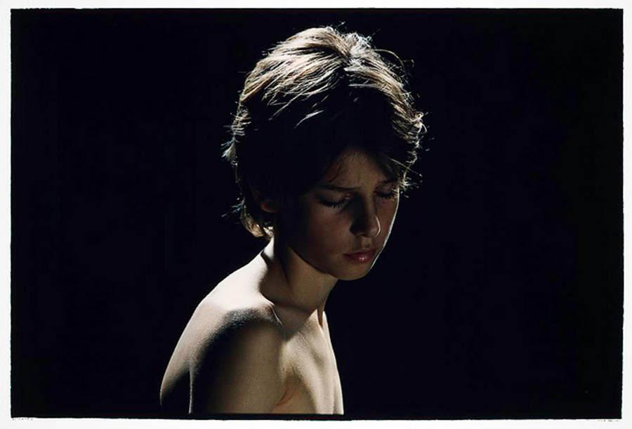 Австралийская современная фотография Билл Хенсон (Bill Henson) 16