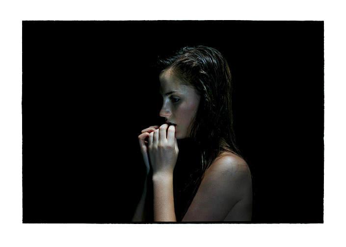 Австралийская современная фотография Билл Хенсон (Bill Henson) 2