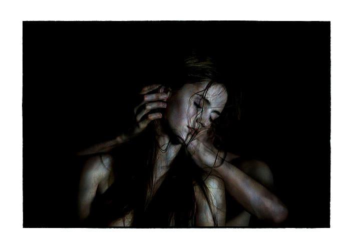 Австралийская современная фотография Билл Хенсон (Bill Henson)