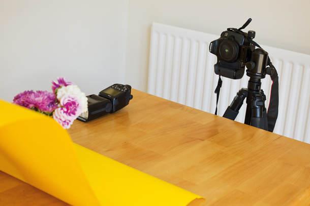 Как из цифрового фотоаппарата сделать пинхол камеру