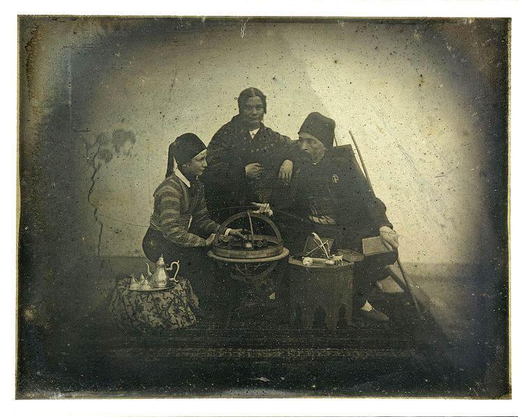 Самые ранние изображения Ближнего Востока Жозеф-Филибер Жиро де Прандже (Joseph-Philibert Girault de Prangey) 14