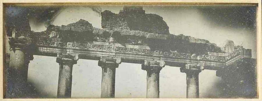 Самые ранние изображения Ближнего Востока Жозеф-Филибер Жиро де Прандже (Joseph-Philibert Girault de Prangey) 16