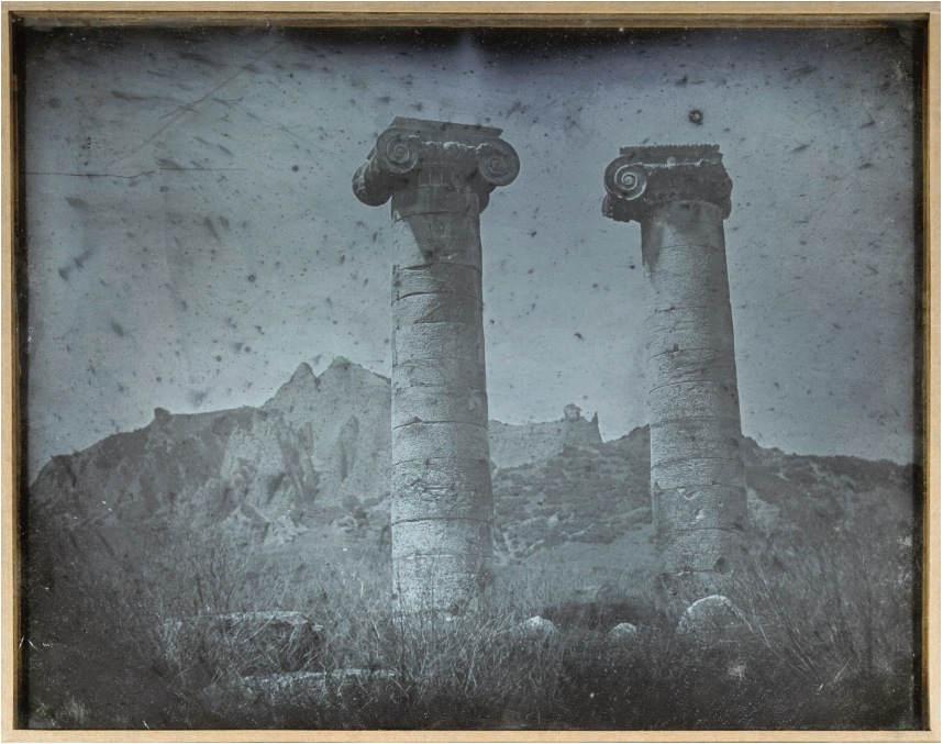 Самые ранние изображения Ближнего Востока Жозеф-Филибер Жиро де Прандже (Joseph-Philibert Girault de Prangey) 19