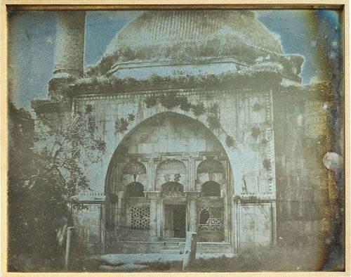 Самые ранние изображения Ближнего Востока Жозеф-Филибер Жиро де Прандже (Joseph-Philibert Girault de Prangey) 21