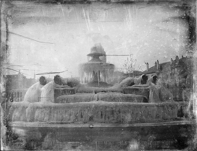 Самые ранние изображения Ближнего Востока Жозеф-Филибер Жиро де Прандже (Joseph-Philibert Girault de Prangey) 3