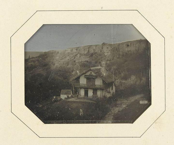 Самые ранние изображения Ближнего Востока Жозеф-Филибер Жиро де Прандже (Joseph-Philibert Girault de Prangey) 4