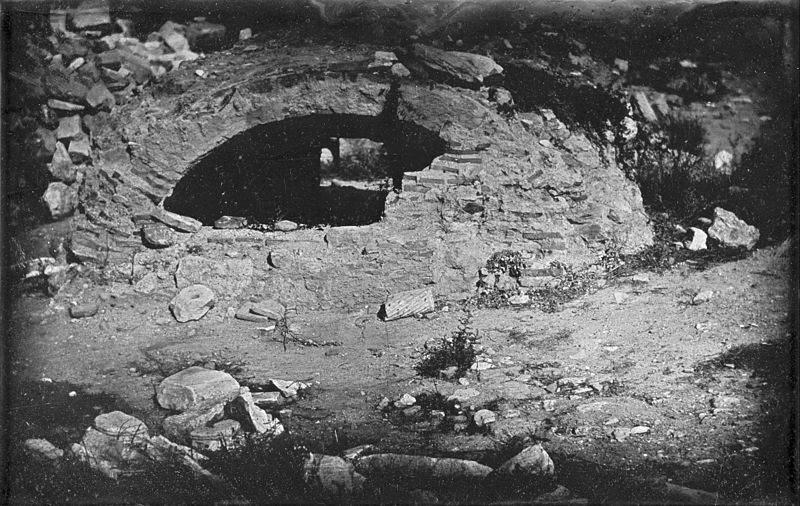 Самые ранние изображения Ближнего Востока Жозеф-Филибер Жиро де Прандже (Joseph-Philibert Girault de Prangey) 5
