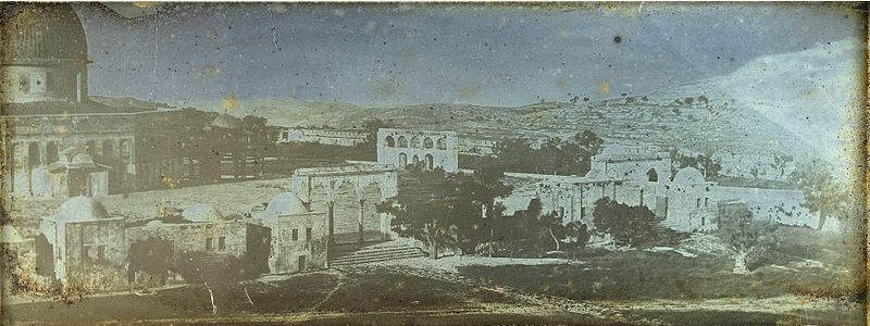 Самые ранние изображения Ближнего Востока Жозеф-Филибер Жиро де Прандже (Joseph-Philibert Girault de Prangey) 6
