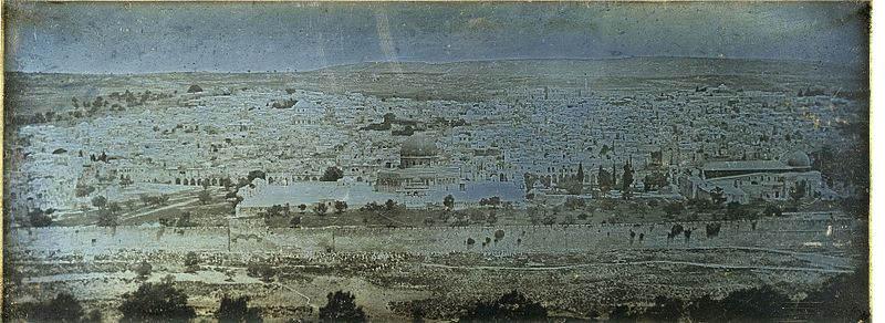 Самые ранние изображения Ближнего Востока Жозеф-Филибер Жиро де Прандже (Joseph-Philibert Girault de Prangey) 8