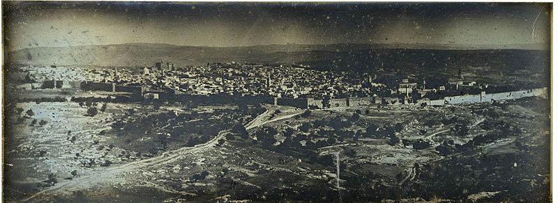 Самые ранние изображения Ближнего Востока Жозеф-Филибер Жиро де Прандже (Joseph-Philibert Girault de Prangey) 9