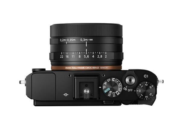 Sony RX1R II полнокадровый фотоаппарат, помещающийся в руке 2