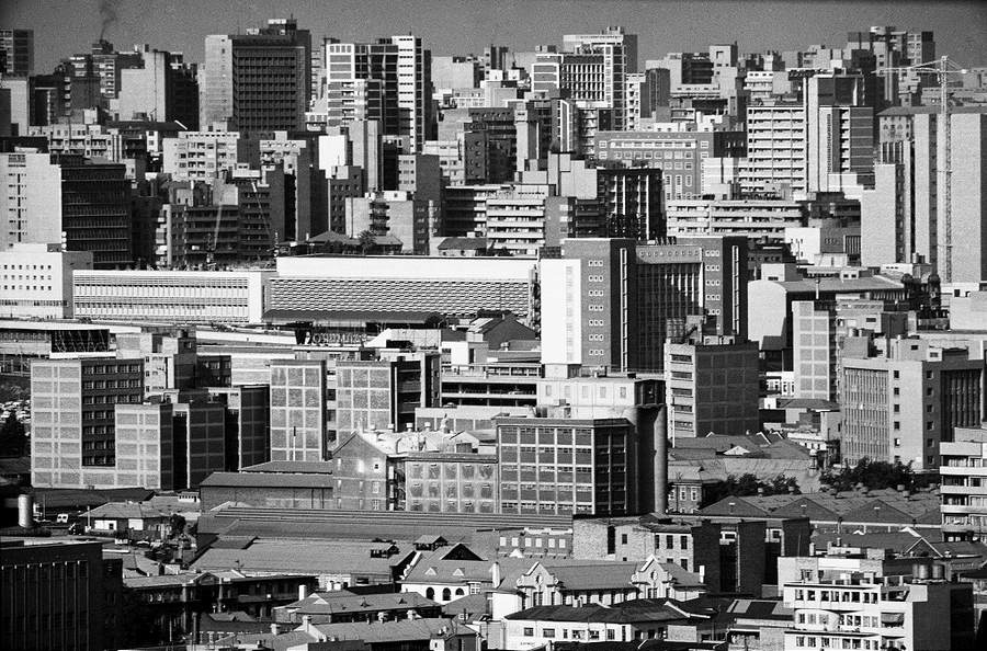 Южноафриканский фотограф Дэвид Голдблатт (David Goldblatt) 16