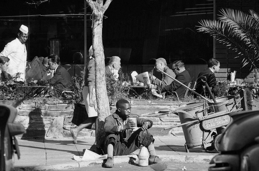 Южноафриканский фотограф Дэвид Голдблатт (David Goldblatt) 19