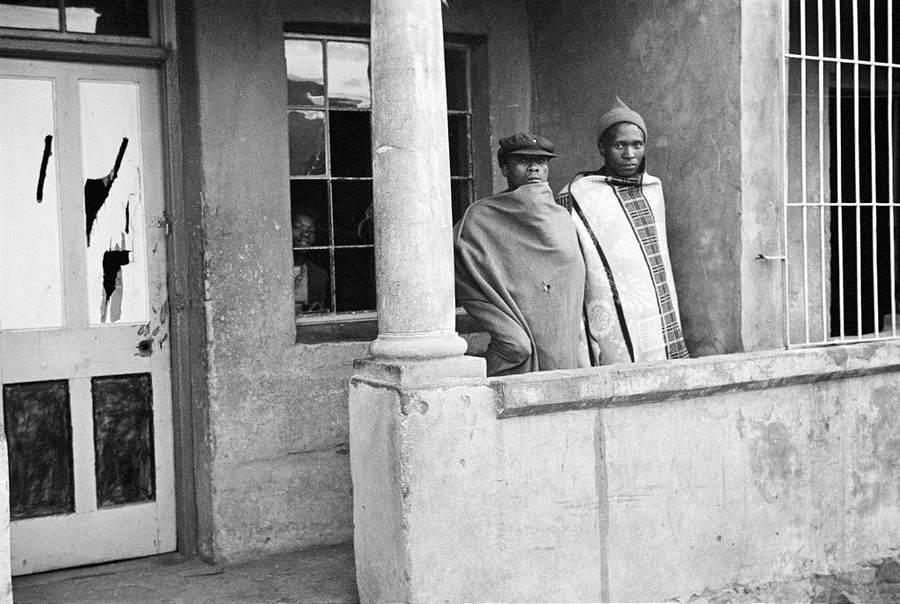 Южноафриканский фотограф Дэвид Голдблатт (David Goldblatt) 4