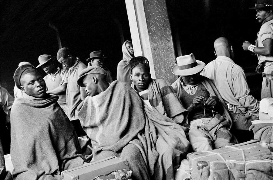 Южноафриканский фотограф Дэвид Голдблатт (David Goldblatt) 5