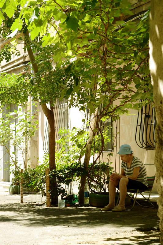 Фотопроект «Одесский дворик»