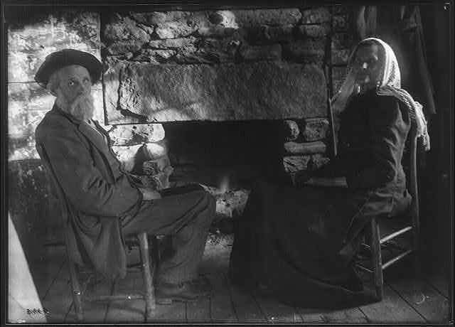 Американский фотограф начала 20-го века Уильям А. Барнхилл (William A. Barnhill) 6