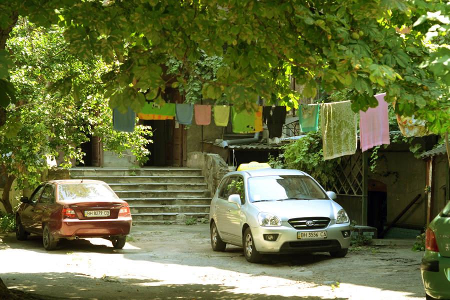 Фотопроект Одесский дворик 10