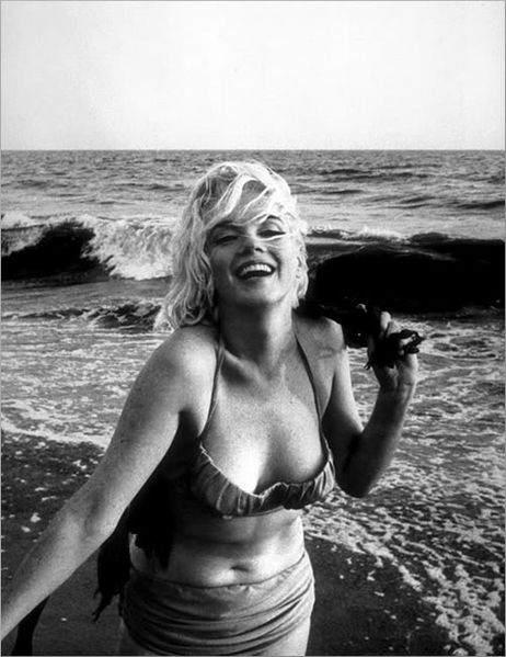 История в фотографиях (1961-1962) Фотография Мэрилин Монро, 1962 год