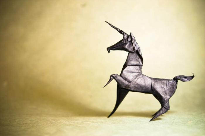 Необычные оригами Гонсало Гарсия Кальво (Gonzalo Garcia Calvo) 2