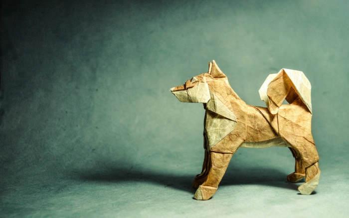 Необычные оригами Гонсало Гарсия Кальво (Gonzalo Garcia Calvo) 8
