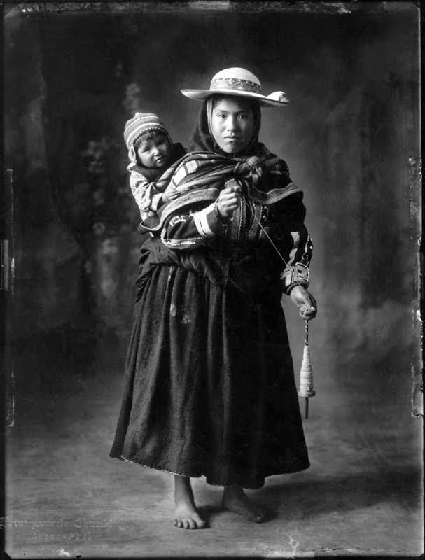 Пионер Латиноамериканской фотографии - Мартин Чамби (Martín Chambi) 16