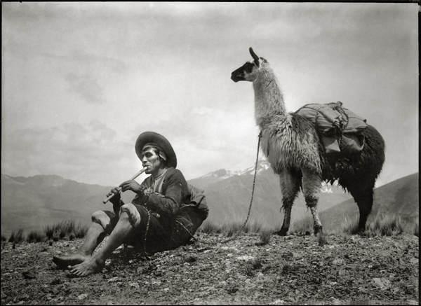 Пионер Латиноамериканской фотографии - Мартин Чамби (Martín Chambi) 3