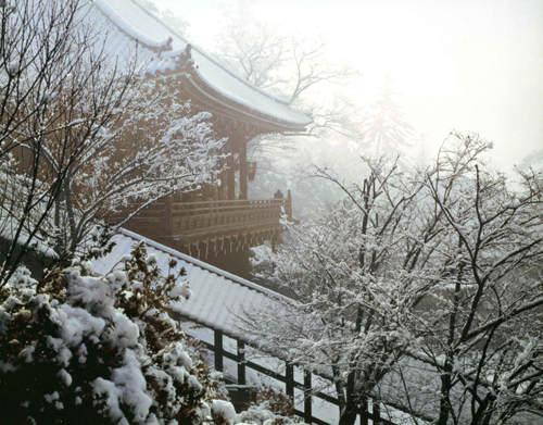 Японский фотограф Таикичи Ири (Taikichi Irie) 11